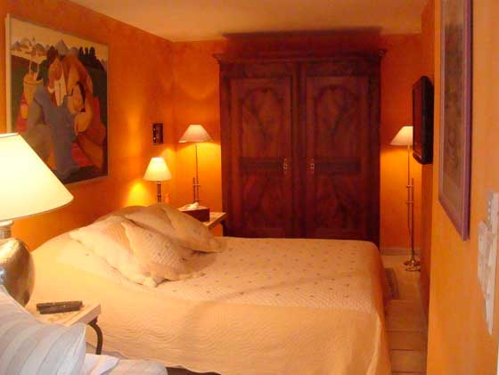 P os chambre jaune et orange ~ Design de maison